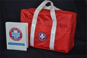 Medical kits for ocean cruising