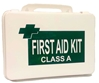 OSHA/ANSI Office First Aid Kit Class A Plastic Case Class A, ANSI Z308.1-2015 Office First Aid Kits, OSHA First Aid Kit, ANSI first aid kit, 25 person first aid kit