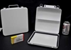 Empty 24 Unit Size Metal First Aid Box empty 24 unit metal first aid box, metal first aid boxes, 50 person first aid kit