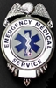 Emergency Medical Service Badge EMS Badge, Emergency Medical Service Badge, stock EMS badge, stock ETM badge