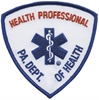Pennsylvania Health Professional Patch