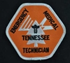 Tennessee EMT Patch