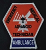 Tennessee EMT Advanced Ambulance Patch