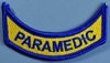 Virginia Paramedic Rocker Patch