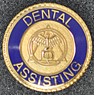 Dental Assistant Graduation Pin