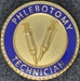 Phlebotomy Technician Graduation Pin