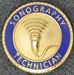 Sonography Technician Graduation Pin