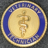 Veterinary Tachnician Graduation Pin