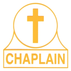 Chaplain Window Decal Decal, chaplain,