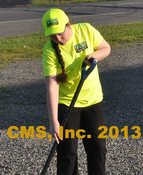 CERT shirt with CERT Ball Cap Visable Day and Night