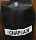 Chaplain Vest imprinting on back