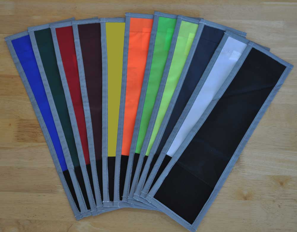 Full Color Selection for armbands