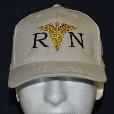 Registered Nurse Ball Cap