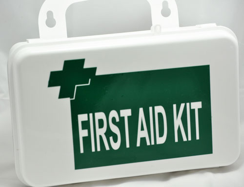 10 Person OSHA Office First Aid Kit Office First Aid Kits, OSHA First Aid Kit, ANSI first aid kit, 10 person first aid kit