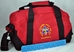 Team Supreme Sports first aid kit in red