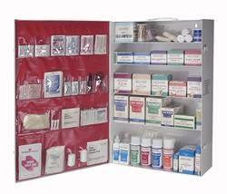 Medique Standard 5-Shelf First Aid kit