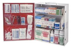 Medique 3-Shelf First Aid Office Kit