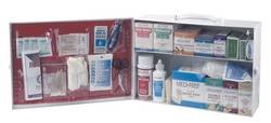Medique 2-Shelf First Aid Office Kit