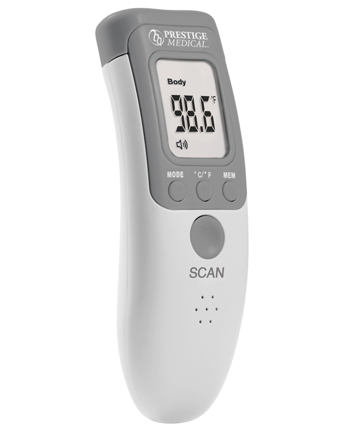 Convenient and cost effective this Infrared Forehead Thermometer
