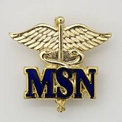 Masters of Nursing Science MSN on Caduceus Masters of Nursing Science MSN on Caduceus, MSN Pin, MSN Graduation, MSN