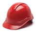 Economy Hard Hat 4-Point Ratchet - PYR-HP141