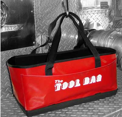 The Tool Bag tool bag, fire gear,
