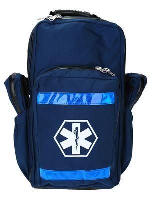 Urban Rescue Large Back Pack  -Empty Urban Rescue Large BackPack, trauma backpack, USAR medical pack, medical response pack , ems backpack, medical transport pack, resscue backpack, back pack for ems, paramedic response pack   (empty)