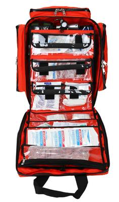 Mega Trauma Pack For Ems And Paramedic Als Response Backpack