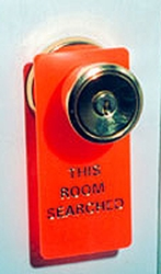 "Door Marker ""This Room Searched"" Door Marker, This Room Searched"""