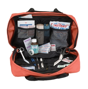 EMS Trauma Bag - Orange