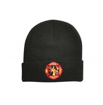 Fire Department Watch Cap for emts and paramedics