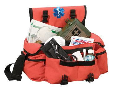 Medical Rescue Response Bag (empty)