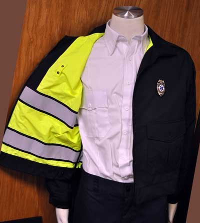 Reversal Hi Viz Uniform Jacket Rc 872