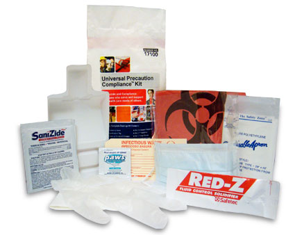Universal Precautions Kit
