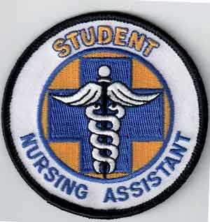 Student Nursing Assistant Patch