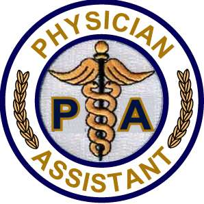 Embroidered Physician Assistant