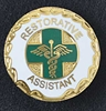 Restorative Assistant Care pins