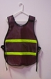 Model #PON3-VW Poncho Style Incident Command System Vest