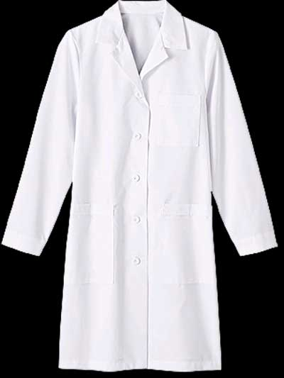 womens 39 labcoat