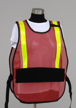 PON4 Incident Command Vest with velcro for title