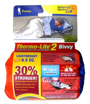 Thermo-Lite Bivvy with Sack