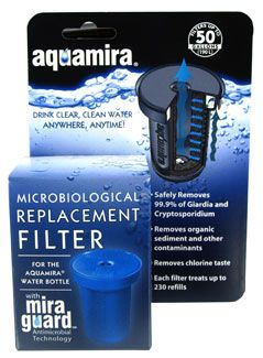 Aquamira Replcement Filter
