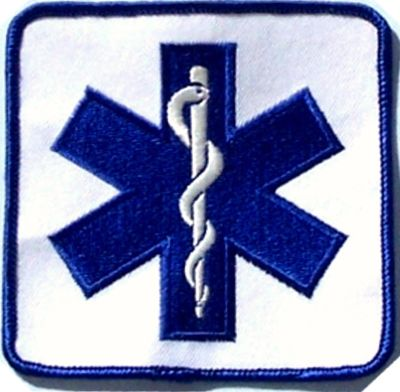 "4"" Star of Life"