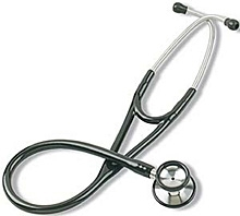 Clinical Cardiology All Stainless Stethoscope