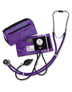 Aneroid Sprague Kit with carrying case