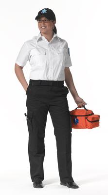 912b6cedfce98 Ladies Black EMT Pants sizes 2-20 Womens emt pants
