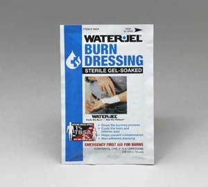 4inx4in Water Jel-tm all-purpose burn dressing sterile - 1 each