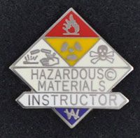 Harardous Materials Instructor
