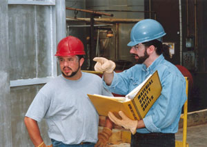 The ANSI Material Safety Data Sheet - Safety Meeting Kit