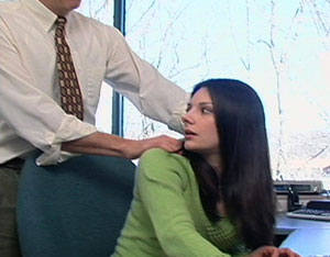 Workplace Harassment in the Office - Safety Meeting Kit